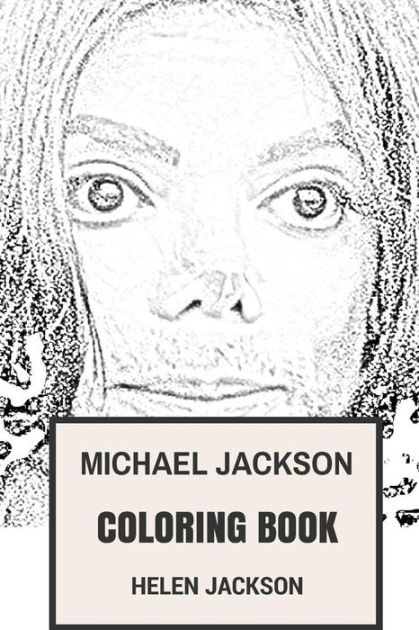Michael Jackson Coloring Book: King of Pop and the Essence