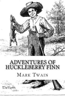Adventures of Huckleberry Finn: Tom Sawyer's Comrade by