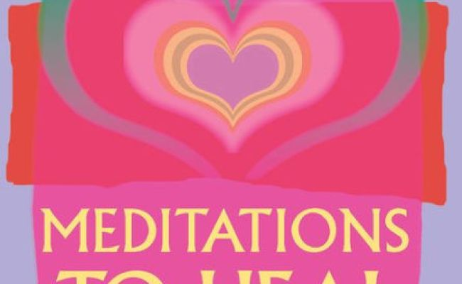 Meditations To Heal Your Life By Louise L Hay Paperback