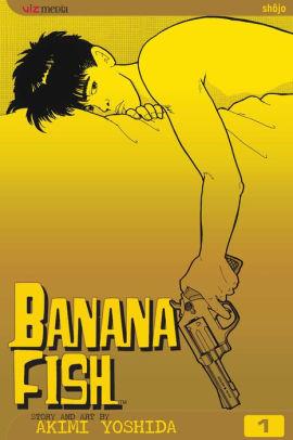 banana fish volume 1