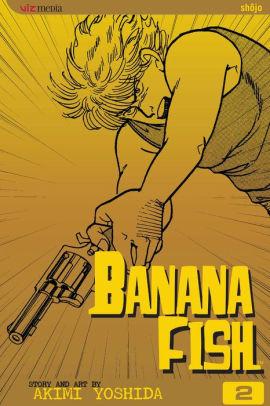 banana fish volume 2