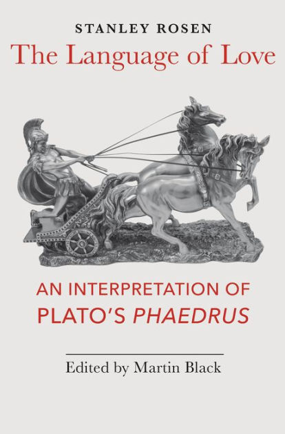 The Language of Love: An Interpretation of Plato's