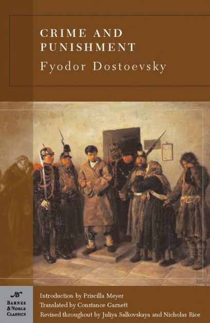Crime and Punishment (Barnes & Noble Classics Series) by Fyodor Dostoevsky,  Paperback | Barnes & Noble®