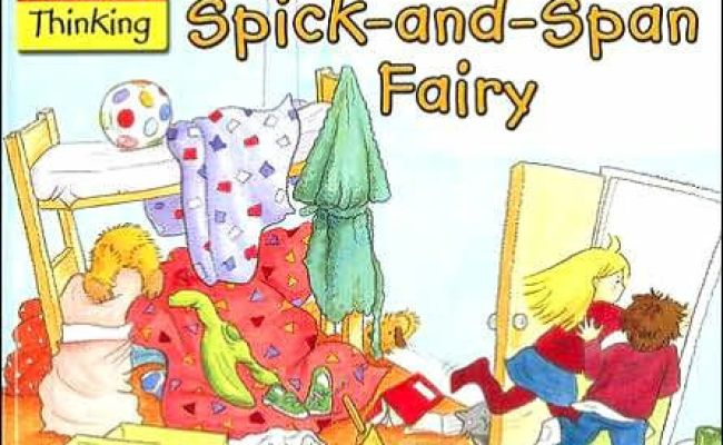 Spick And Span Fairy By Sally Hewitt Hardcover Barnes
