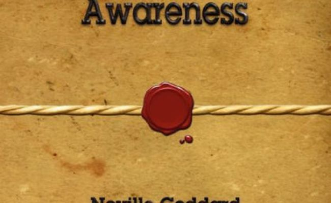 The Power Of Awareness By Neville Goddard Paperback