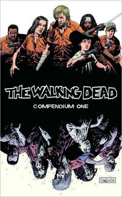 The Walking Dead Ebook Fr : walking, ebook, Walking, Compendium,, Volume, Robert, Kirkman,, Paperback, Barnes, Noble®
