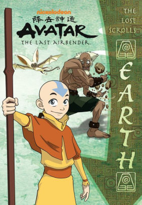 Avatar The Last Airbender Nickelodeon : avatar, airbender, nickelodeon, Scrolls:, Earth, (Avatar:, Airbender), Nickelodeon, Publishing,, (eBook), Barnes, Noble®