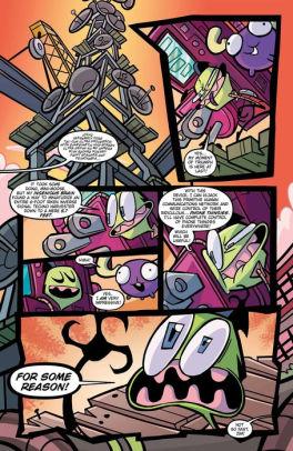 Invader ZIM: Best of GIR #1 - TPB - ComictaQ