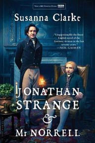 book cover: Jonathan Strange & Mr. Norrell