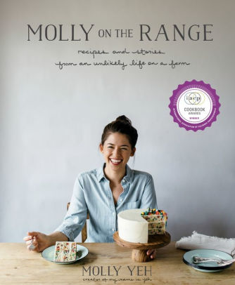 Barnes And Noble Grand Forks : barnes, noble, grand, forks, Molly, Range:, Recipes, Stories, Unlikely, Farm:, Cookbook, Hardcover, Barnes, Noble®