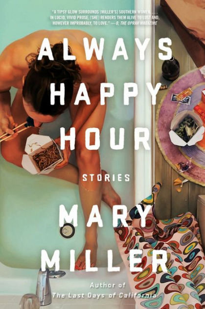 Image result for always happy hour by mary miller