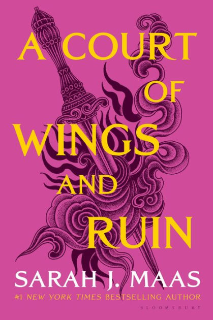 A Court of Wings and Ruin (A Court of Thorns and Roses Series #3) by Sarah  J. Maas, Paperback   Barnes & Noble®