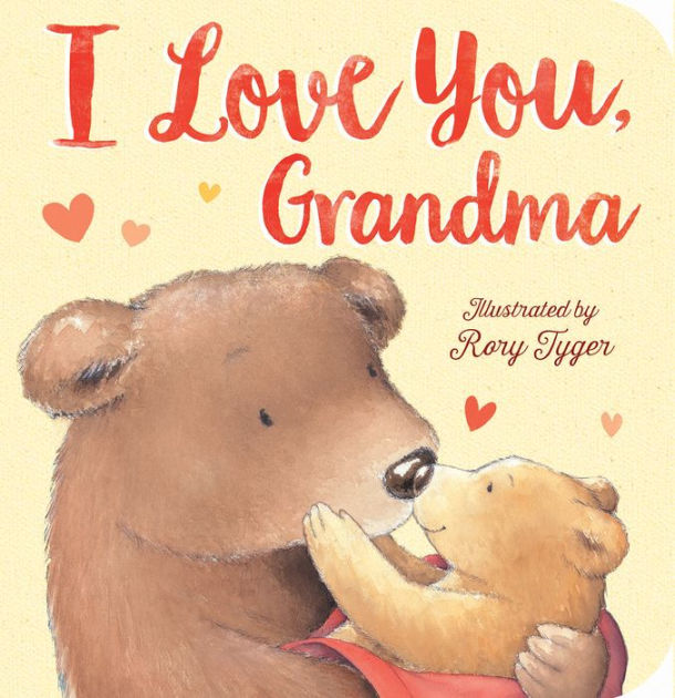i love you grandma