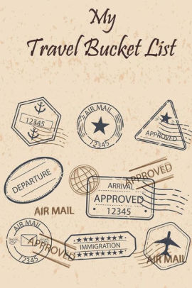My travel bucket list: Creative my travel bucket list book for Inspirational Journal for Ideas. A Goals Journal for one or Couples. family trip ...