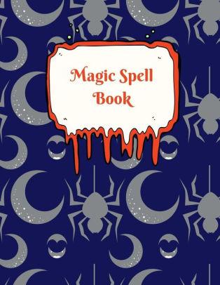 magic spell book spell