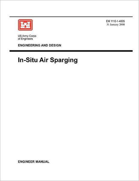 Engineering and Design: In-Situ Air Sparging (Engineer