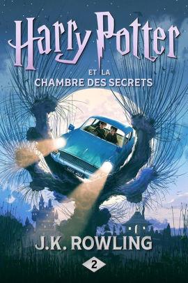 Harry Potter et la Chambre des Secrets (French Edition