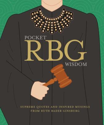 pocket rbg wisdom supreme