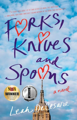 Barnes And Noble Grand Forks : barnes, noble, grand, forks, Forks,, Knives,, Spoons:, Novel, DeCesare,, Paperback, Barnes, Noble®