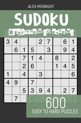sudoku beginner to expert