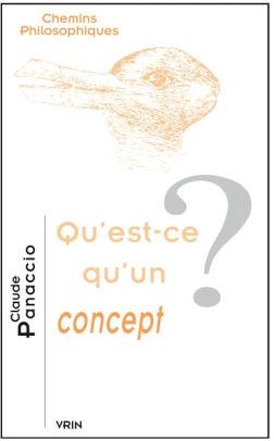 Qu Est Ce Qu Un Concept : concept, Qu'est-ce, Qu'un, Concept?, Claude, Panaccio,, Paperback, Barnes, Noble®
