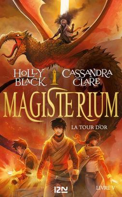 Magisterium Tome 05 La Tour D Or Nook Book