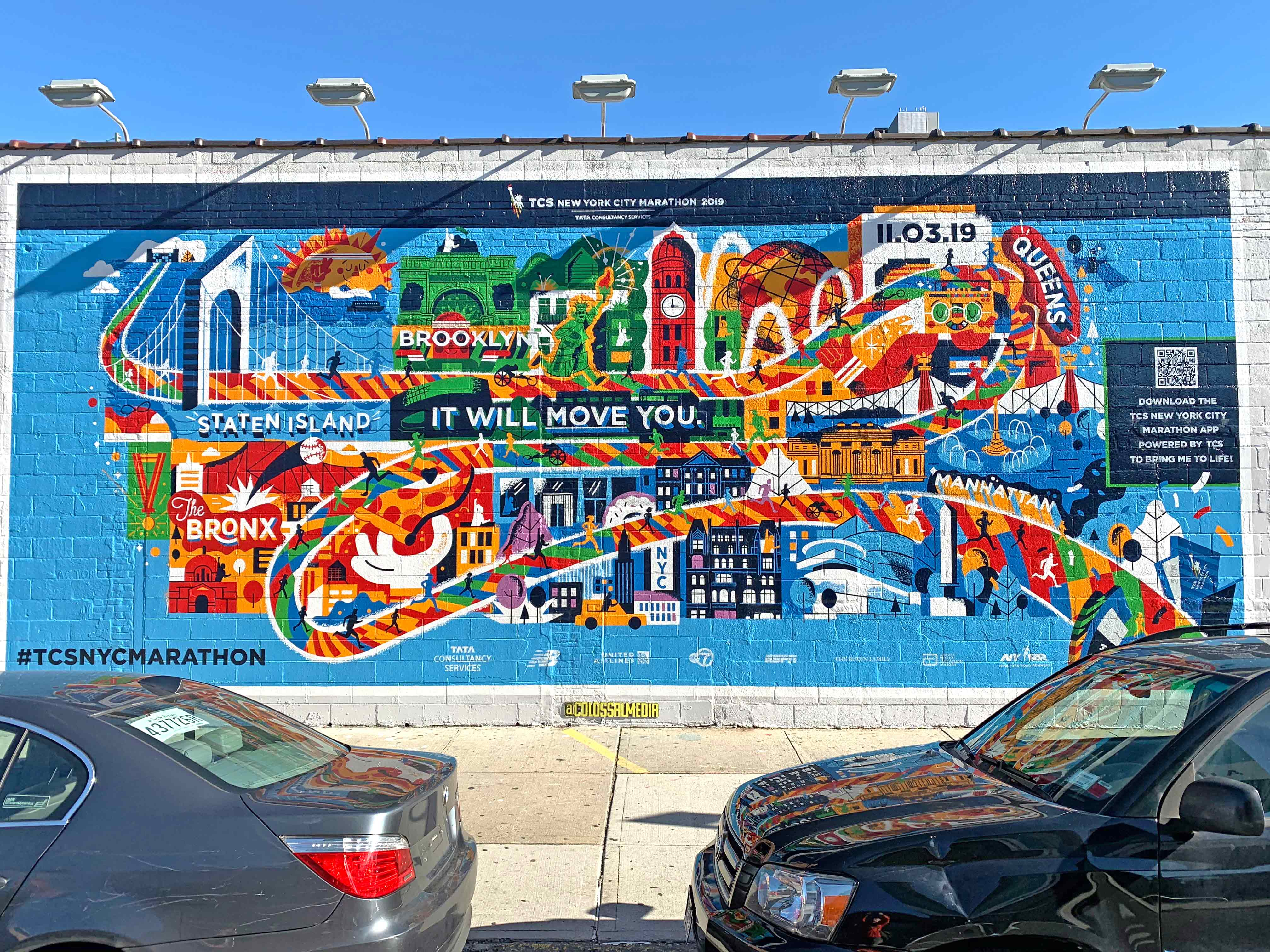 Offers one of the widest selection of digital slr's, lenses, digital backs for. Marathon Mural Brings 2019 Race Into Augmented Reality