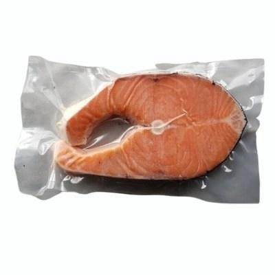 salmón en posta