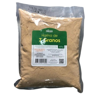 harina 7 granos