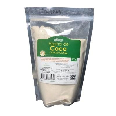 harina de coco 500g