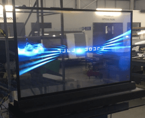 The Magic of Transparent Technology  Pro Display