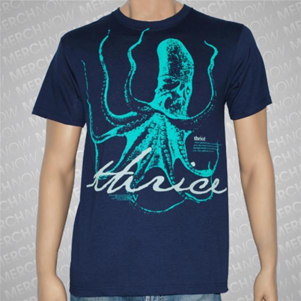 Throctopus Navy Blue Hlr0 Merchnow - Favorite