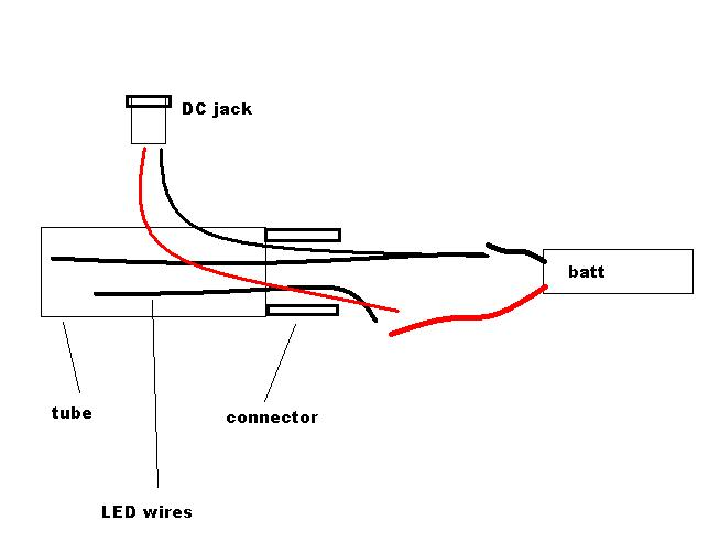 dc jack schematic wiring diagram schematic