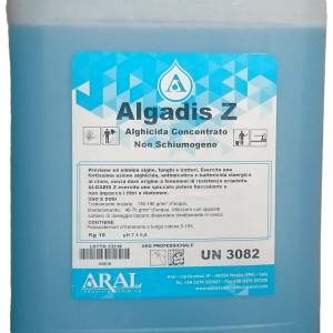Antialghe Piscina Algadis Z Concentrato Specifico