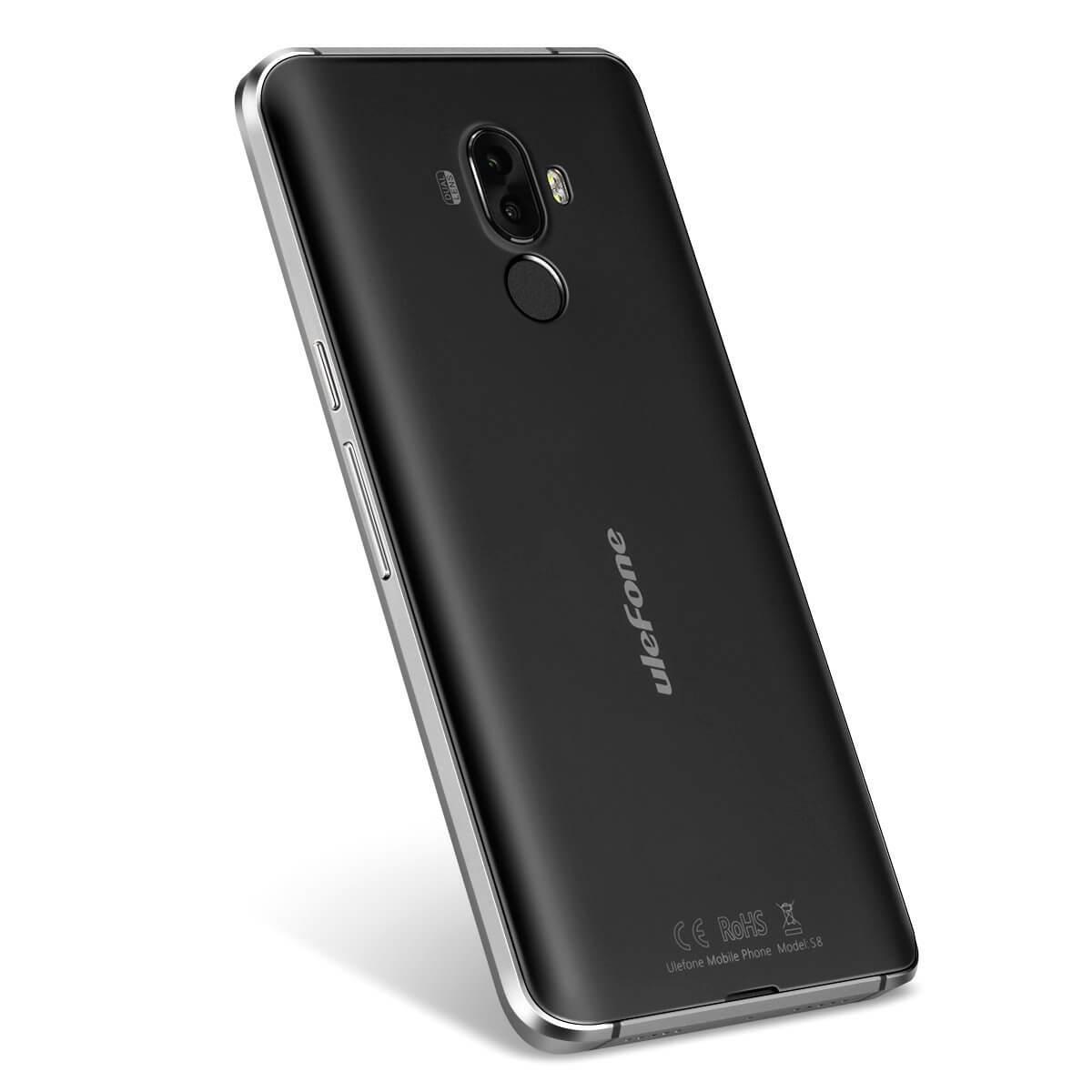 Ulefone S8 : Caracteristicas y especificaciones