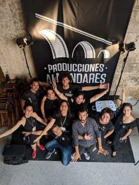 Equipo Producciones Almendares, productora independiente cubana