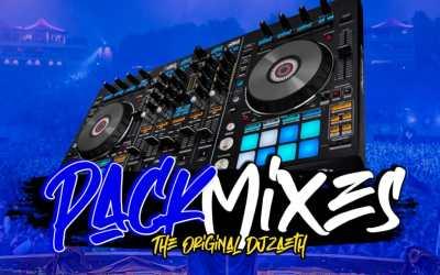 Pack de Mixes By The Original Dj Zaeth