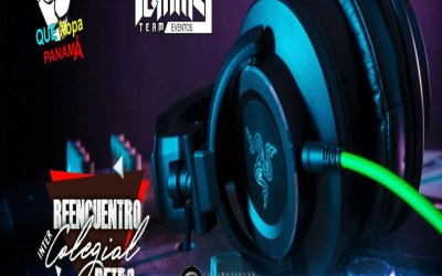 Reencuentro InterColegial Retro Mix By Dj Rigo