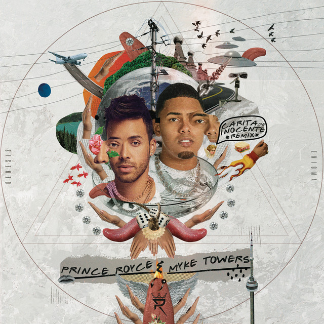 Prince Royce Ft Myke Towers – Carita De Inocente (Remix)