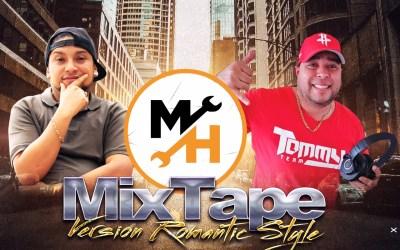 MixTape Versión Romantic Style-Multiservicios Henriquez-@DjPaulo03 Ft @DjTommyTeam