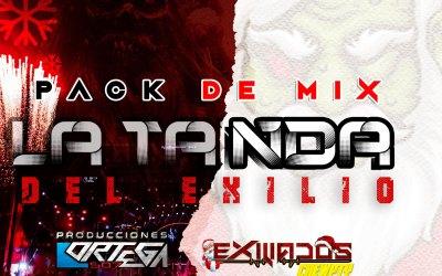 Pack de Mix La Tanda Del Exilio By Dj Perry