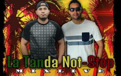 La Tanda Not-Stop Mix Live 2K21 By Dj Mix Ft Dj Catalan
