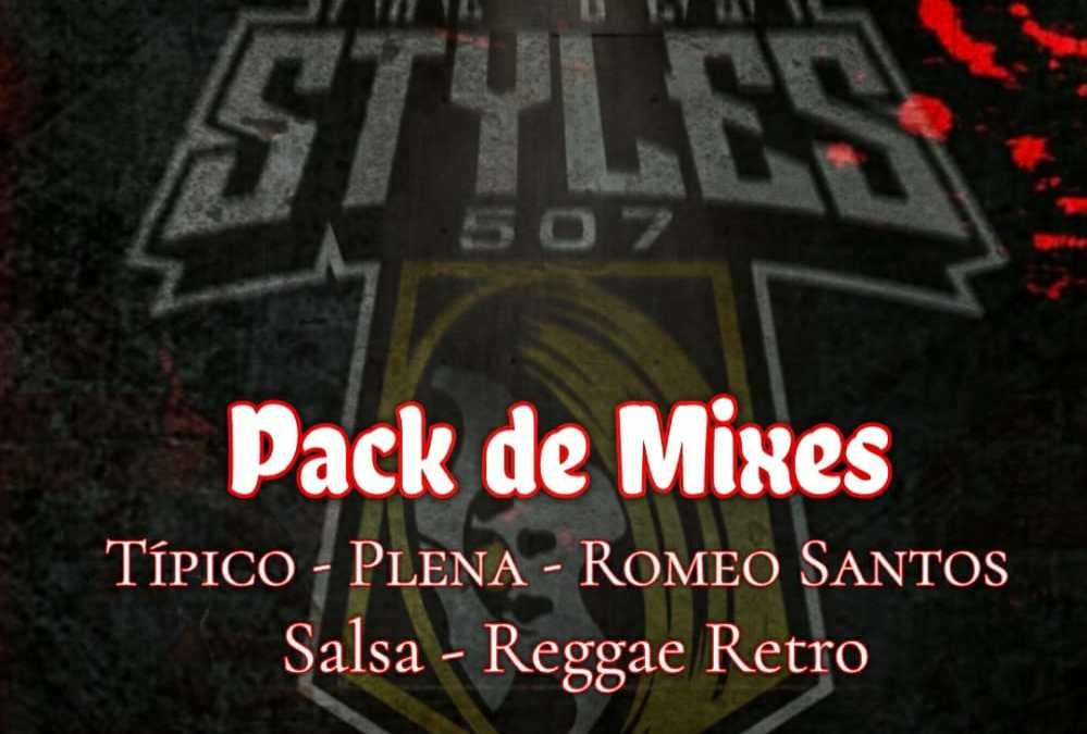 Pack De Mixes By Dj Mix 507,Dj Miguel 507
