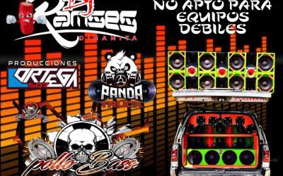 Parking Mix No Apto Para Equipos Débiles By Dj Ramses Dinamita Ft Panda Truck