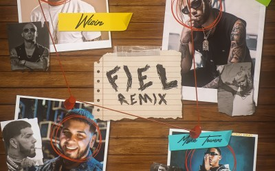 Wisin, Jhay Cortez, Anuel, Myke Towers, Los Legendarios – Fiel (Remix)