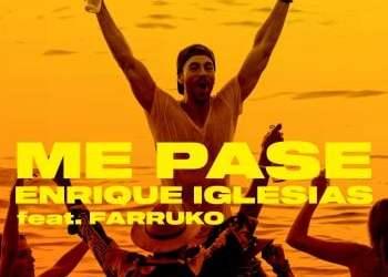Me Pase-Enrique Iglesias Ft Farruko