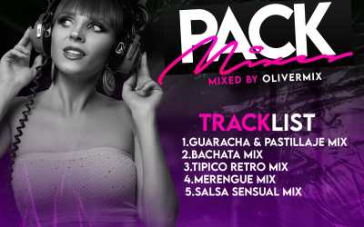 Pack Mixes By Oliver Mix