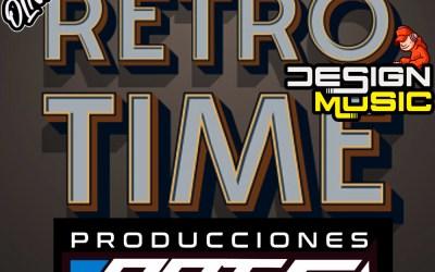 Retro Time By @OliverMixx