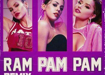 Ram Pam Pam Remix-Natti Natasha Ft Becky G y Vanessa Mai