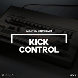 Ableton Live Rack para controlar bombos